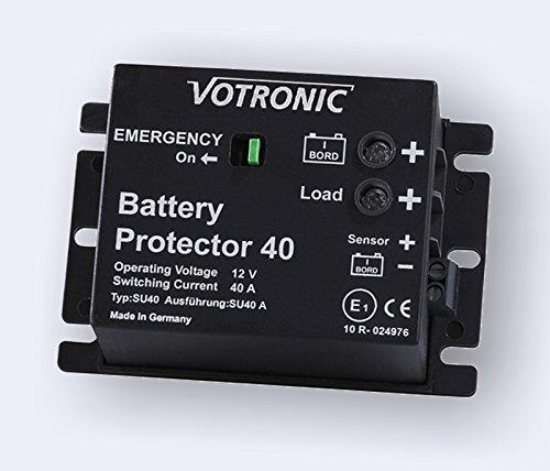 Preisvergleich Produktbild Votronic Batterieprotektor, Tiefentladeschutz, 12 V 40 Amp