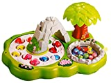 #8: Toyshine Iceland Fish Catching Game Big with 22 Fishes, 2 Ponds, 4 Rods