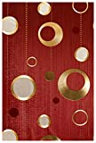 #8: BDPP Washable Vinyl Coated Wallpaper (Red, W274)