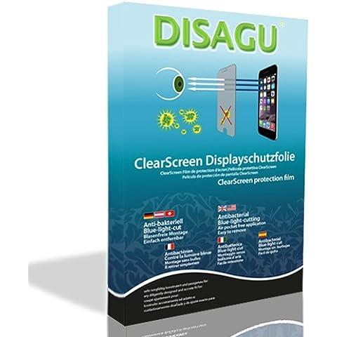 2 x DISAGU pellicola protettiva ClearScreen per
