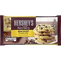 Hersheys Semi-Sweet Chocolate Chips - 340 gr