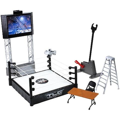 WWE Flexforce High Flyin' Fury - Cuadrilátero para lucha