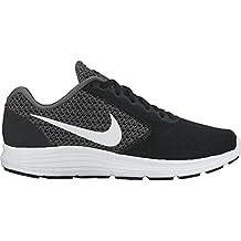 reputable site d2153 21371 Nike Revolution 3 - Zapatilllas deportivas para mujer, color gris, talla 43