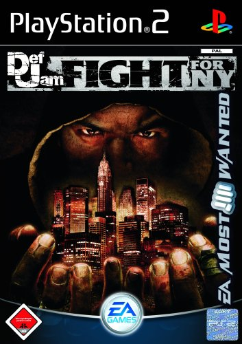 Def Jam: Fight for NY [EA Most Wanted] (Ps2 Ea Sports)