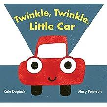 Twinkle, Twinkle, Little Car (English Edition)