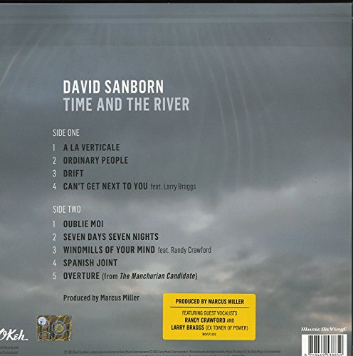 Time and the River (180gr.)