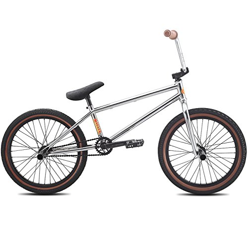 SE Bikes Mauler 20 Zoll BMX Chrom (2016)