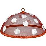 Garden Big Dots 10932 - Cubierta para alimentos, 15 x 35 cm, color rojo