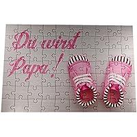 Puzzle - Du wirst Papa Geschenk Überraschung Ich bin schwanger