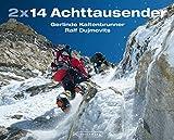 2 x 14 Achttausender: Das Bergsteigerpaar Gerlinde Kaltenbrunner und Ralf Dujmovits erzählt offen von ihren gemeinsamen Besteigungen der berühmten Achtausender ... dieser Gipfel im Himalaya und Themen ...