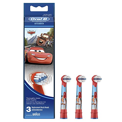 Oral-B Stages Power - Cabezal de recambio de los personajes Disney para cepillo...
