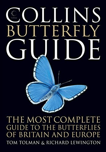 Collins Butterfly Guide: The Most Complete Guide to the Butterflies of Britain and Europe (Collins Guides) por Tom Tolman