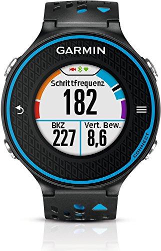 Garmin Forerunner 620-GPS-Laufuhr (verschiedene Laufeffizienzwerte, inkl. Herzfrequenz-Brustgurt) - 8
