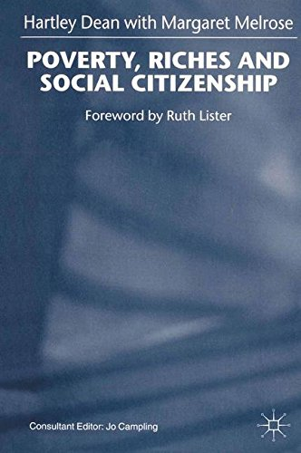 Poverty, Riches and Social Citizenship
