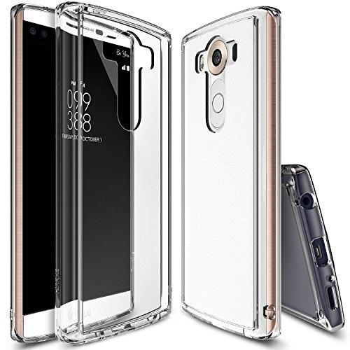 Ringke Fusion elnden Kratzfest Abdeckung Hülle Kompatibel mit LG V10 , Transparent