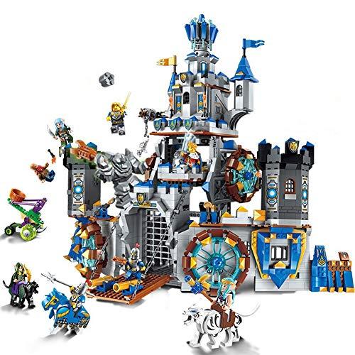 rie Invincible Battle Fortress montiert Bausteine   Kinder pädagogische Spielzeug Geburtstagsgeschenk ()