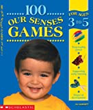 Best Scholastic Preschool Programs - 100 Our Senses Games 3-5 (100 Learning Games) Review