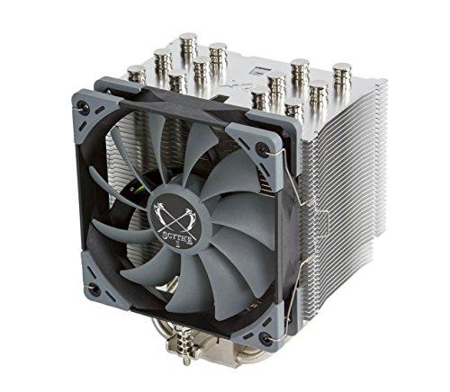 Scythe Mugen 5 Rev.B (SCMG-5100) CPU Kühler Scythe S-flex 120mm Fan
