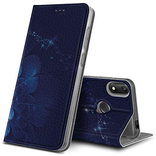 Wiko View Max Hülle, GeeMai Premium Flip Case Tasche Cover Hüllen mit Magnetverschluss [Standfunktion] Schutzhülle Handyhülle für Wiko View Max Smartphone, CH09
