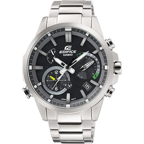 Casio Chronograph Solar Powered EQB-700D-1AER