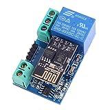 WINGONEER NEU ESP8266 5V 10A DC 7-30V Netzwerk Relais WIFI Modul