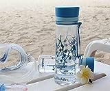 Aladdin  AVEO Trinkflasche, 600 ml, blue poppy, von 8 Jahre bis Erwachsen - 2