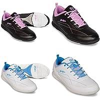 Bowling-Schuhe, KR Strikeforce Capri, für Damen und Kinder, für Rechts- und Linkshänder in 2 Farben Schuhgröße 36-41