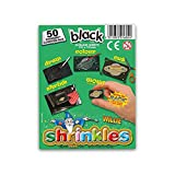 Original Shrinkles, Shrink Art Sheets Classroom Pack (50 Sheets)