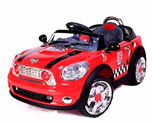 Storm 2012 Kids Ride On Car - Red
