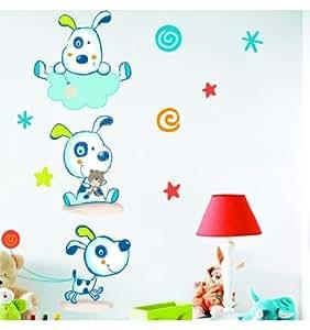 Cas Lio Stickers Enfant Doggy Sticker