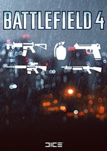 Battlefield 4: Weapon Shortcut Bundle DLC [PC Code - Origin] (Grafikspeicher 3gb)