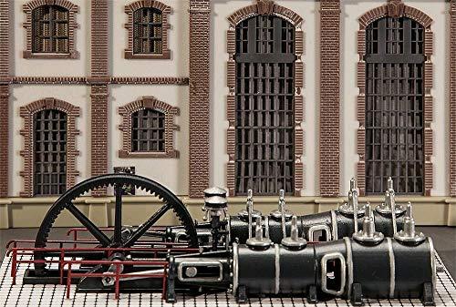 Faller 180383 - Kit de construcción para Motor de Vapor