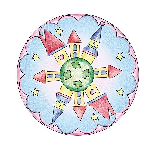 Imagen 7 de Ravensburger Deco Mandala Designer 18647 Hello Kitty - Set para crear diseños decorativos [importado de Alemania]