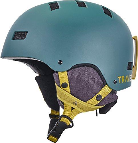 Traverse Sports Dirus Esquí y Snowboard Helmet, todo el año, unisex,...