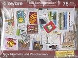 Prophila Collection BRD (BR.Deutschland) 75 Gramm Kiloware (Fast) nur Sondermarken (Briefmarken für Sammler)