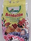 ACIDOFILE - CONCIME ORGANICO KG.4 PER 100 MQ. - AZALEE, RODODENDRI E ORTENSIE