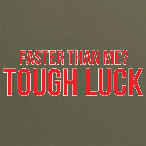 Tough Luck T-Shirt, Herren Olivgrn