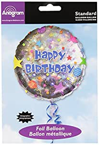 Amscan International Happy Birthday Confetti