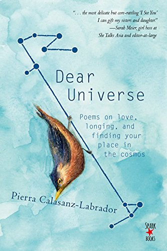 Dear Universe Poems On Love Longing And Finding Your Place In The