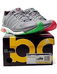 best sneakers b9e83 387fa adidas Adistar Boost M Chill Herren Laufschuhe Schuhe Grau Turnschuhe  Running Fitness
