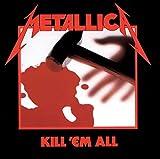 Metallica: Kill 'Em All (Remastered 2016) [Vinyl LP] (Vinyl)