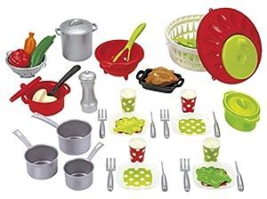 Ecoiffier 2621 Cocina y Comida Estuche de Juego Juego de rol - Juegos de rol (Cocina y Comida, Estuche de Juego, 1,5 año(s), Niño, Chica