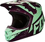 Fox casque v – 1 Race, Green, Taille XL