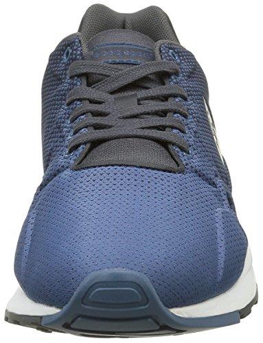 Le Coq Sportif Unisex-Erwachsene Lcs R9xx Gradient Sneakers Blau (Real Teal/CharcoalReal Teal/Charcoal)