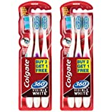 Colgate 360 Visible White Toothbrush (Buy 2 Get 1)