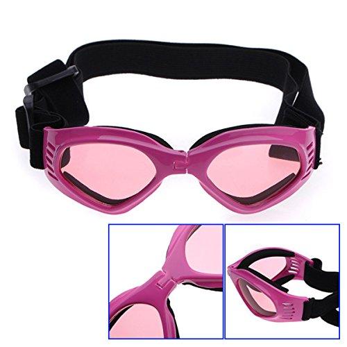 Tutoy Haustier Hunde Uv Sun Glasse Augenschutz Schutz Sonnenbrille (Uv Flasche Kostüme)