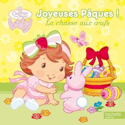 Bébé Charlotte fête Pâques
