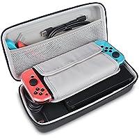 Bubm - Funda rígida para Nintendo Switch, EVA, para consola Nintendo y accesorios