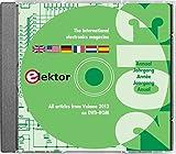 Elektor-DVD 2013: Alle Elektor-Artikel des Jahrgangs 2013 auf DVD-ROM