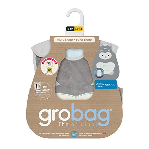 The Gro Company Grobag Ollie the Owl Sleeping Bag, for sale  Delivered anywhere in Ireland